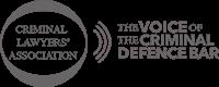 logo of the Criminal Lawyers Association